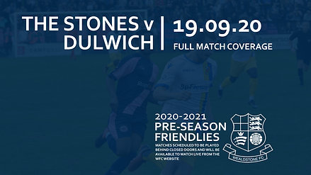 Stones v Dulwich