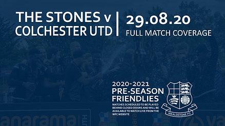 WFC v Colchester Utd