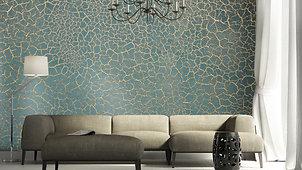 DIY - Crackle Technique For Beautiful Walls