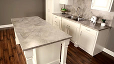 How To Make Your Kitchen Countertops look like Granite