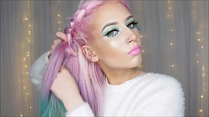 Amy The Mermaid Hair Extensions