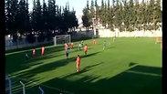 Friendly game against Turkish Premier League team, Antalyaspor u21