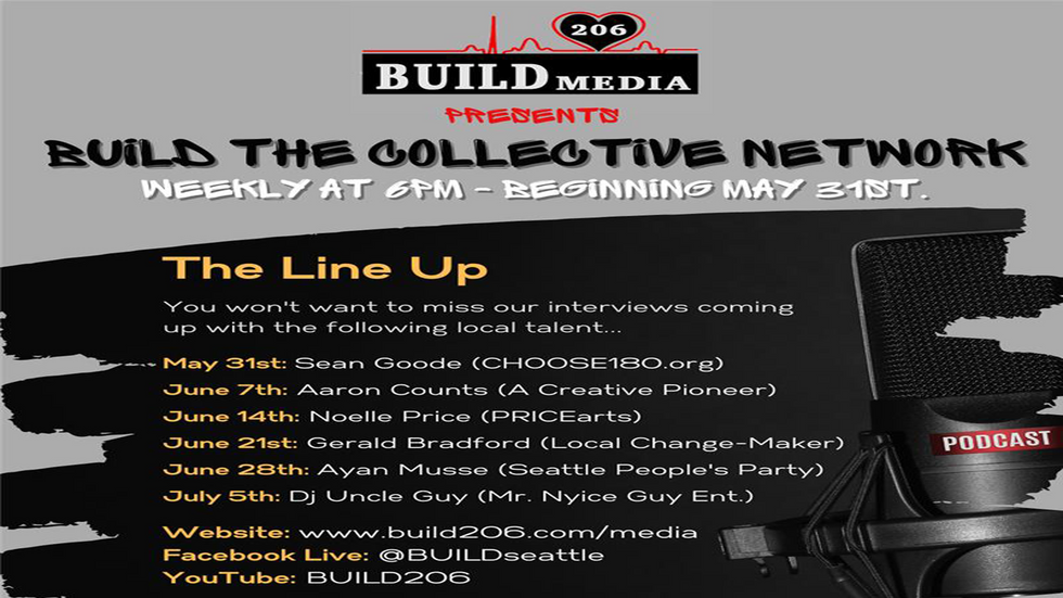 Episode 5 - BUILD the Collective Network - Ayan Musse