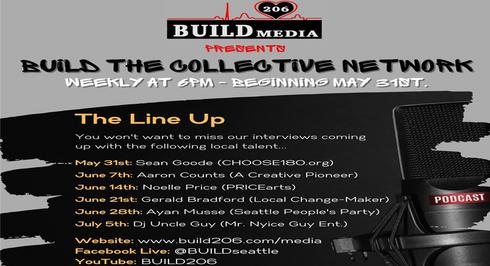 Episode 4 - BUILD the Collective Network - Gerald Bradford