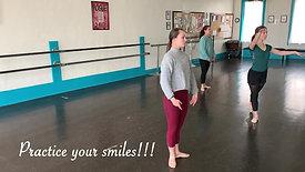 Snow Ballet/Tap Mondays 6:15