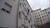 Mantenimiento de fachadas trabajos verticales Santander