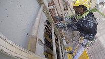 Rehabilitación de alero en Torrelavega
