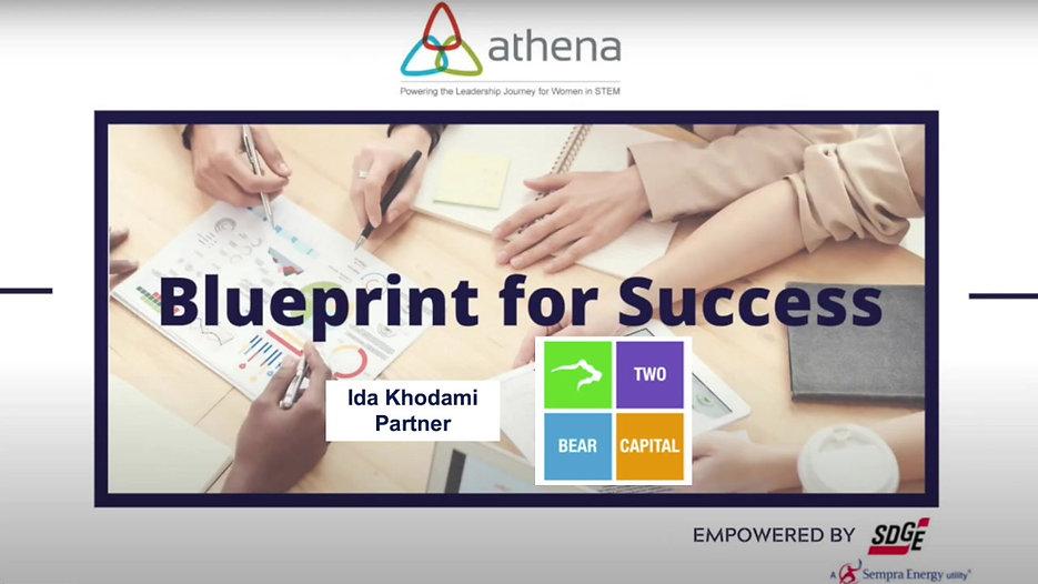 Ida Khodami | Blueprint For Success January 2021