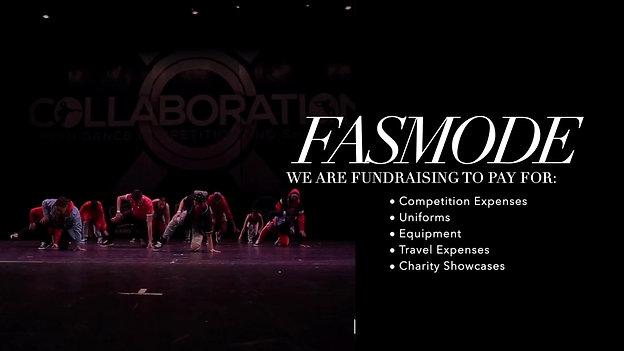 Fasmode Dance Crew - RallyAroundUs Project