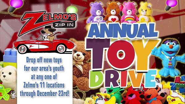 Zelmos Toy Drive