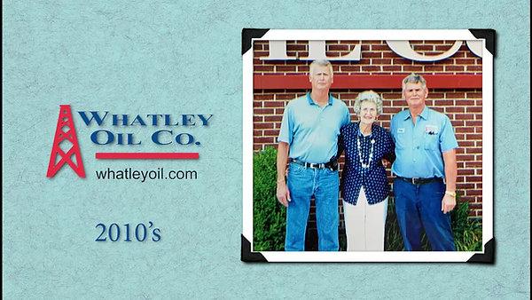 Whatley Oil Super Bowl Commercial