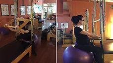 Pilates antes, durante y después del parto