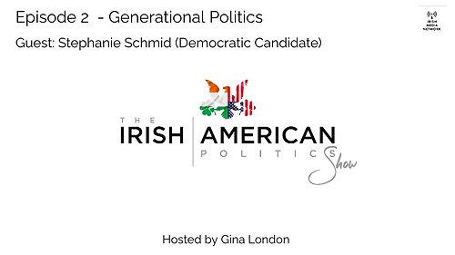 Irish American Politics Show