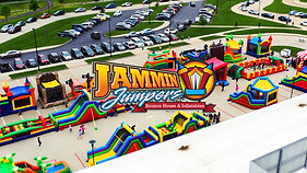 Jammin' Jumpers Bounce House