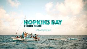 Hopkins Bay Resort - (Belize Travel Film)