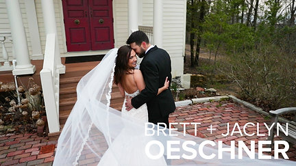 Brett & Jaclyn Oechsner (Wedding Film)