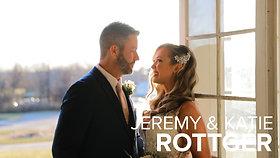 Jeremy & Katie (Wedding Highlight Film)