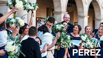 Sam & Sofia Perez (Wedding Film)