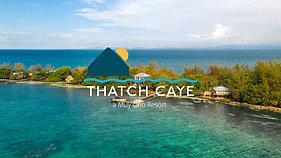 Thatch Caye Resort - (Belize Travel Film)