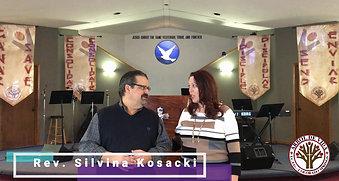 Bienvenida Pastores Javier Y Silvina Kosacki