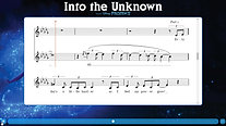 Into the Unknown Notation Level 2