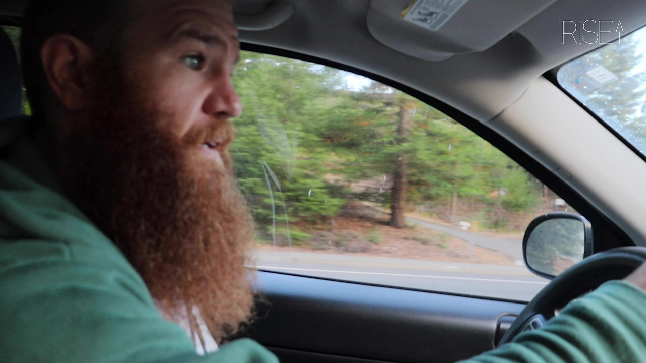 RISE UP FILMS - DAY IN THE LIFE WITH THE BEARDED BELL