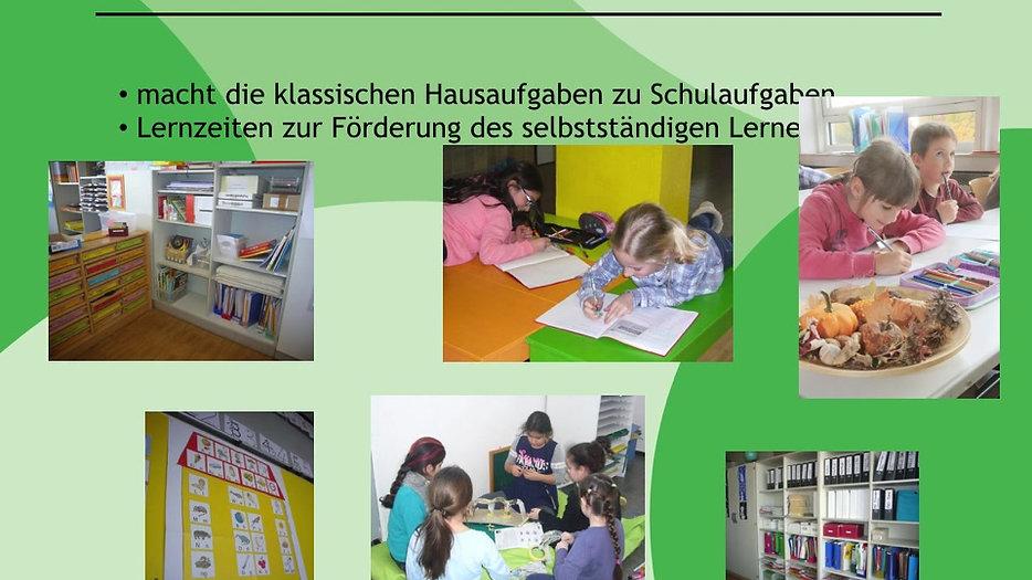 Praesentation Ganztagesschule