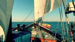 Gemeinsames Segeln in der Wismarer Bucht