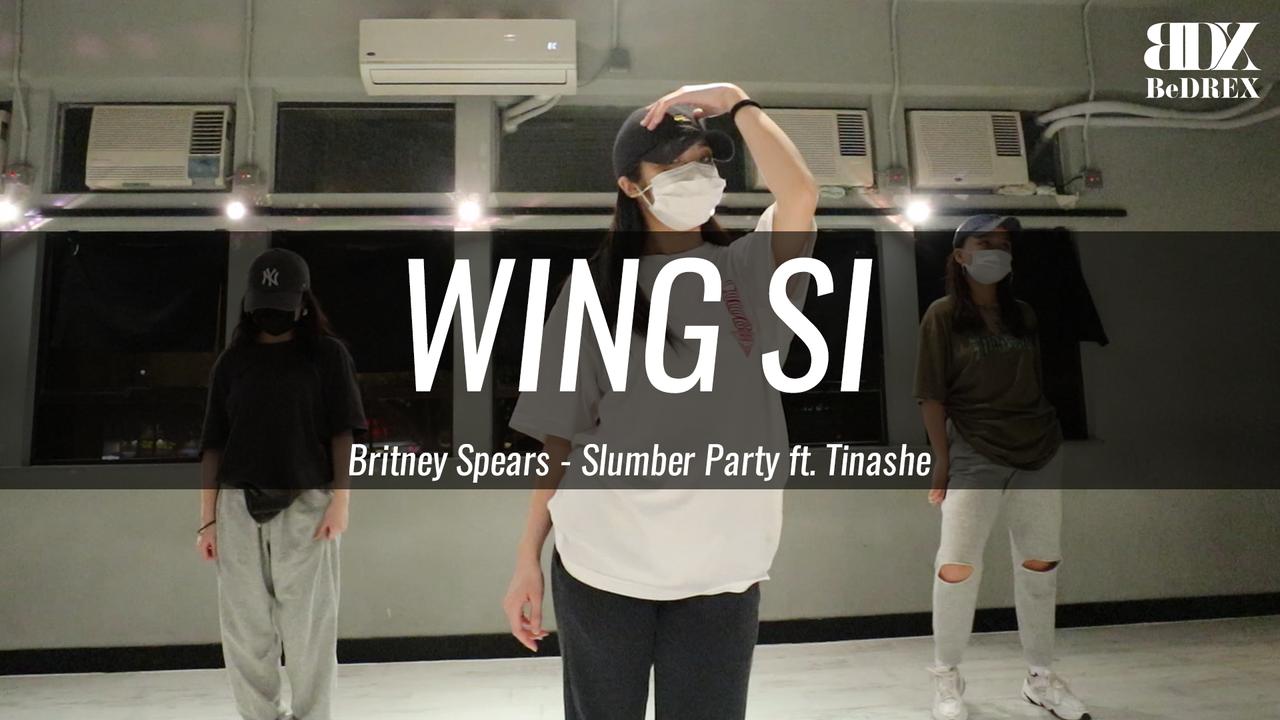 WingSi's Choreo - Slumber Party