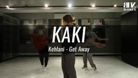 Kaki's Choreo - Get Away