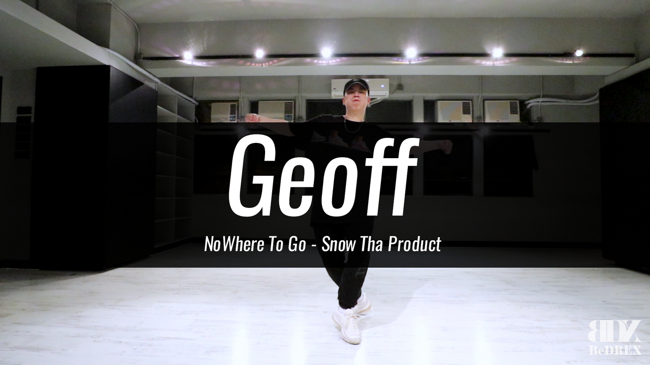 Geoff's Choreo - NoWhere To Go