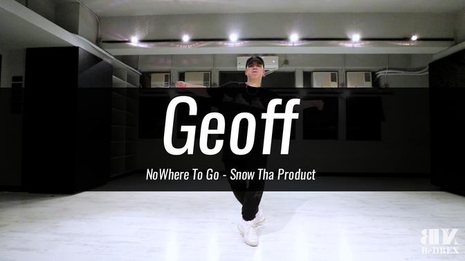 Geoff's Choreo - NoWhere To Go