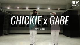Chickie x Gabe's Choreo - Freak