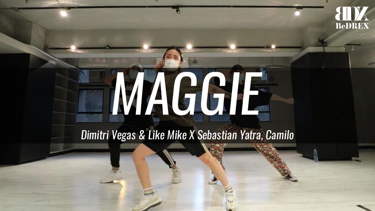 Maggie's Choreo - Boomshakalaka