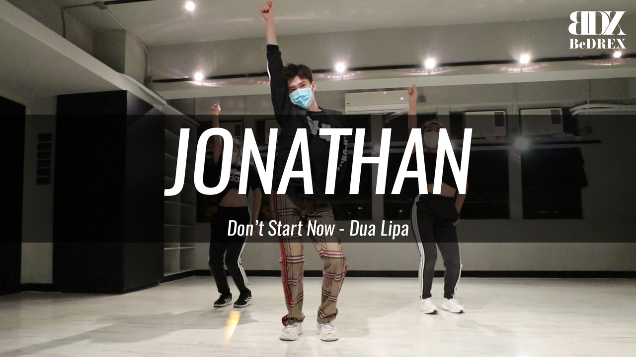 Jonathan's Choreo - Don't Start Now