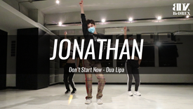 Jonathan's Choreo - Don't Start Now