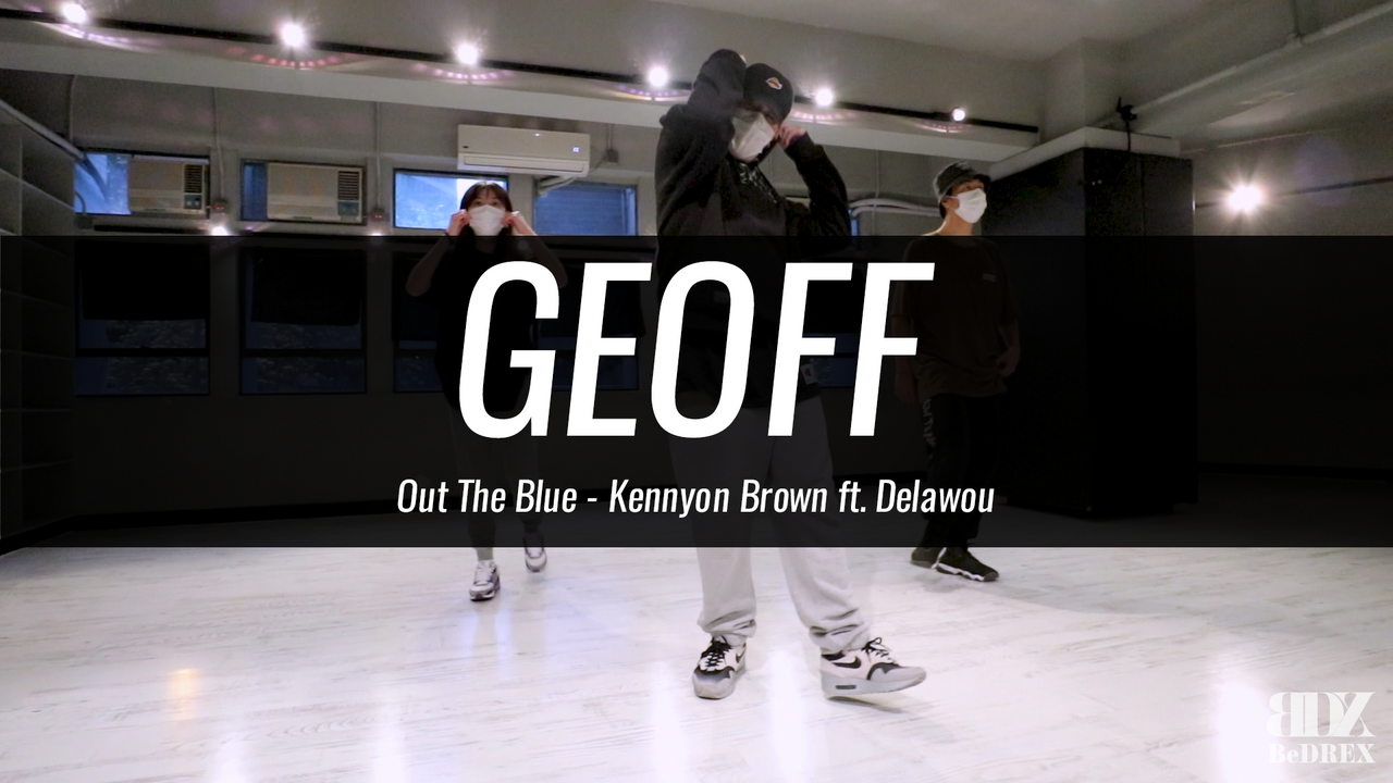 Geoff's Choreo - Out The Blue