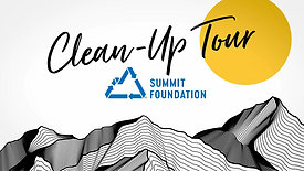 Summit Foundation | Clean Up Tour 2020