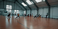 Moving air Class by Aadino