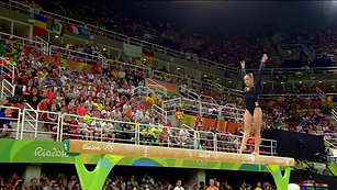 Rio Olympics 16 Sanne Wevers wint goud HD