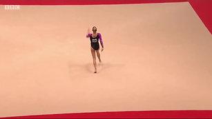 Lieke Wevers NED Floor 2015 Glasgow Worlds EF
