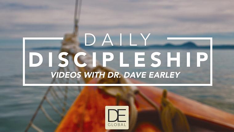 Daily Disciple Videos