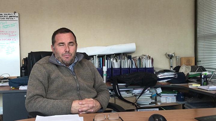FRUTEXSA - Eduardo Bustamante Gerente Técnico Zona Centro