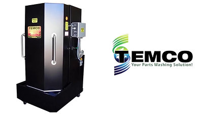 TEMCO Industrial Parts Washers & Detergent