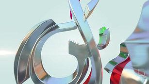 Meraas - 3D Animated Logo Animation