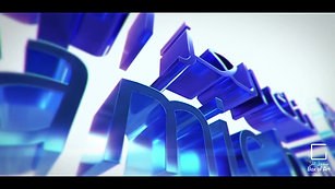 Bank Alizz - 3D Logo Animation