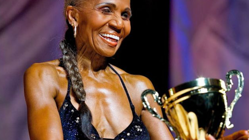 Ernestine Shepherd - Oldest Female Body Builder