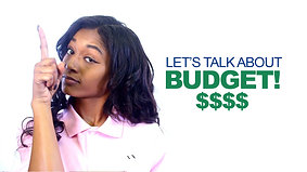 Let's Talk About Budget