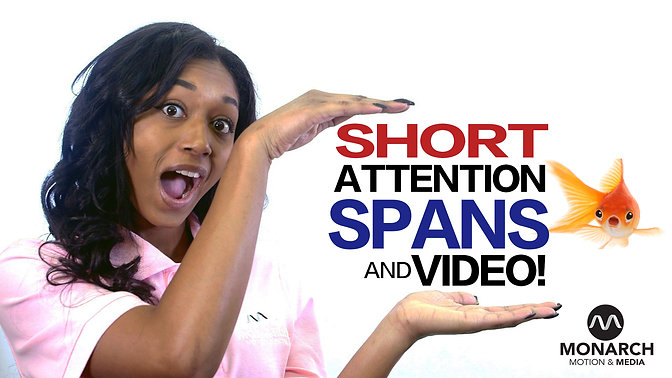 Short Attention Spans and Video