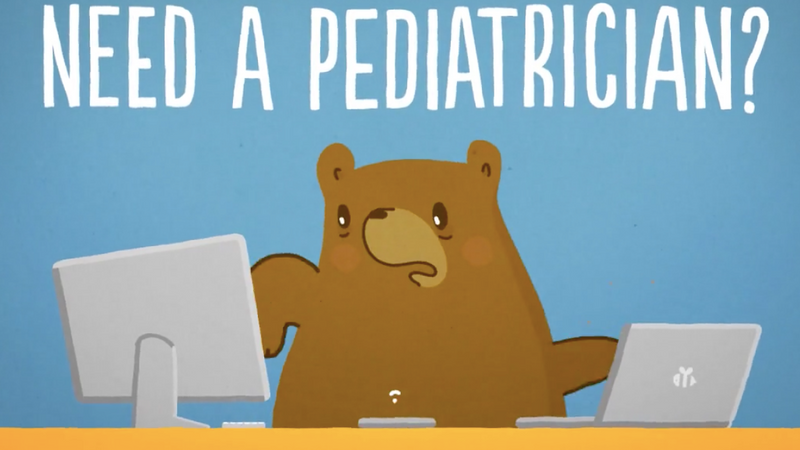 Your new pediatrician is HERE!